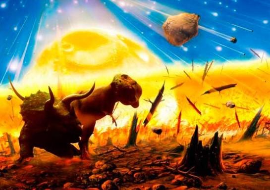 Динозаурлардың жойылуы